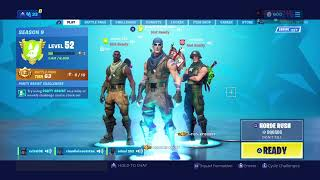 Live on Fortnite 73 donner un cadeau aux gens sur le chat