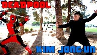 Deadpool Vs Kim Jong-un
