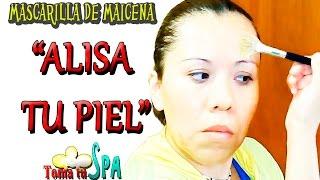 MASCARILLA DE MAICENA