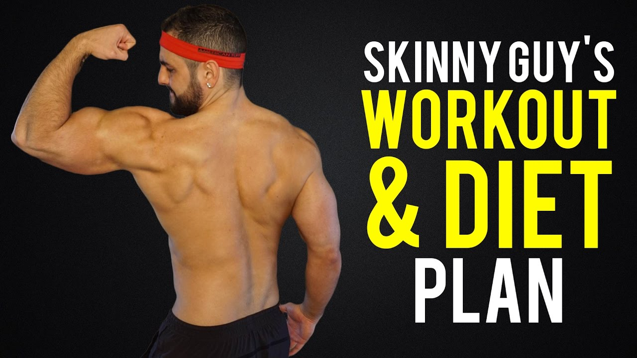 how to get skinny workout plan