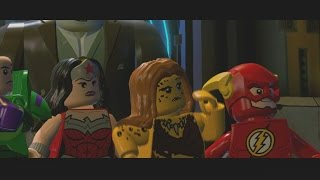 LEGO Batman 3: Beyond Gotham - Mission 6 Walkthrough: The Lantern Menace [1080p HD]