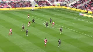Middlesbrough v Reading highlights