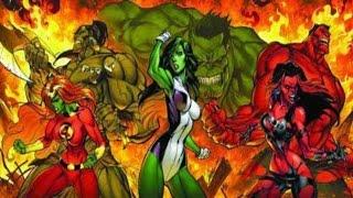 Tutti gli Hulk dell