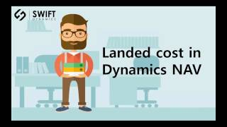 Landed cost in Dynamics NAV - WebSan Solutions Inc.