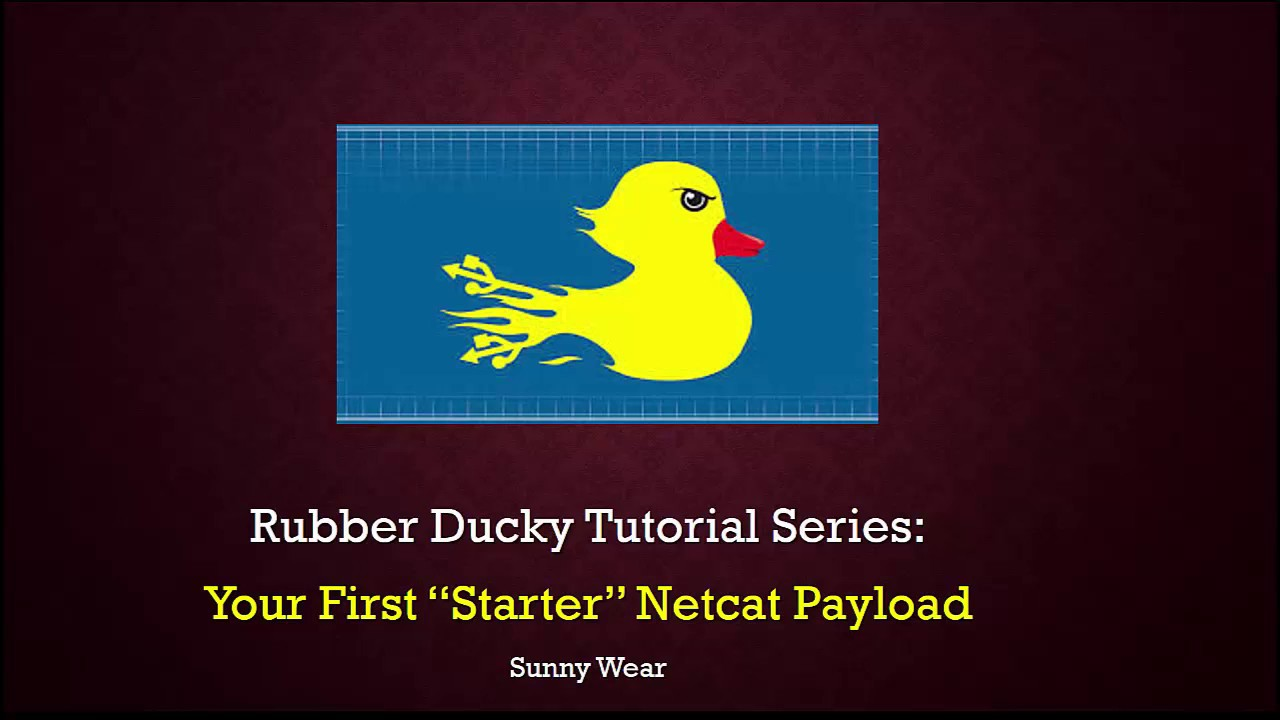 First to review yellow rubber duck click here to cancel reply - Rubber Ducky Tutorial Your First Starter Netcat Payload