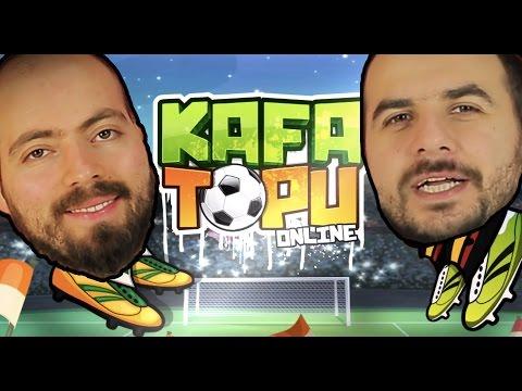 Online Kafa Topu Oynadık - Bol M�leli Oyun