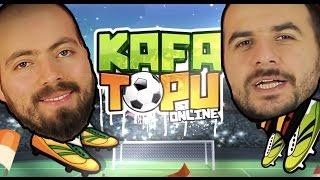 Online Kafa Topu Oynadık - Bol Mücadeleli Oyun