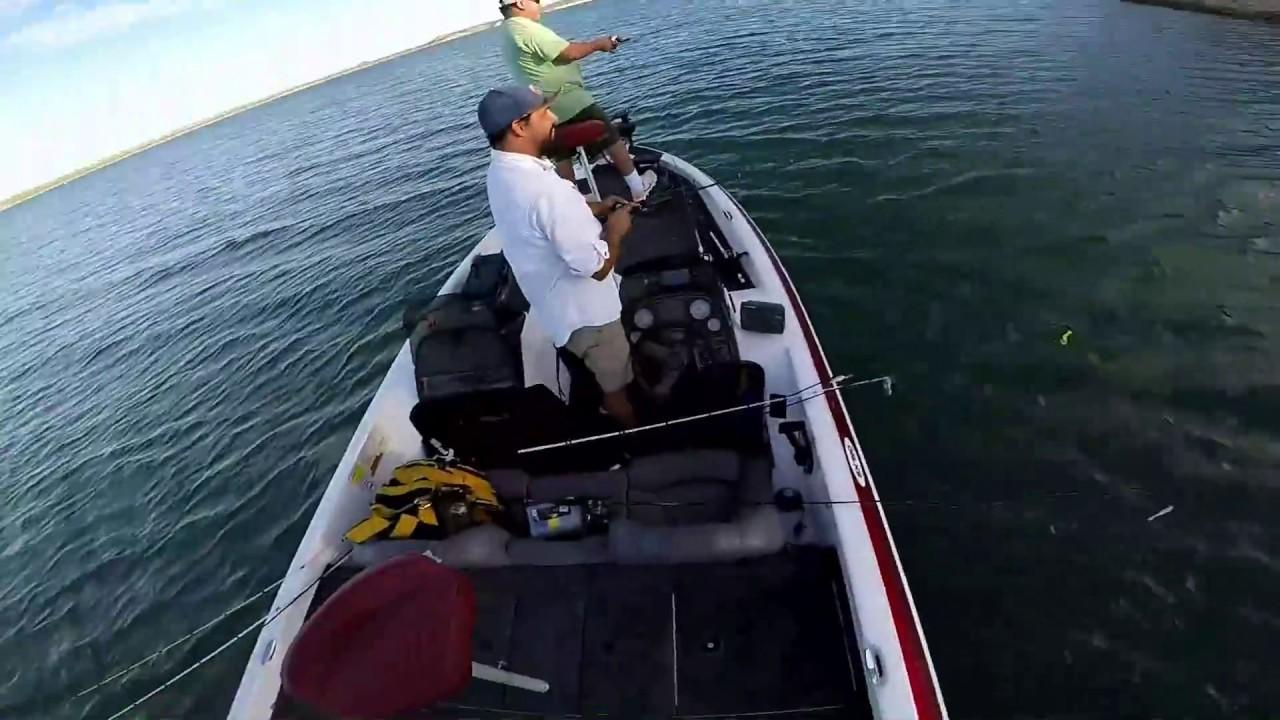 Lake Amistad Fishing Youtube