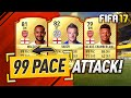 99 PACE ATTACK! - CHEM STYLE BOOSTS IN #FIFA17 Ultimate Team