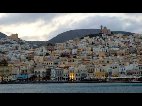 Красивая греческая музыка   Beautiful Greek Music (Slideshow) HD