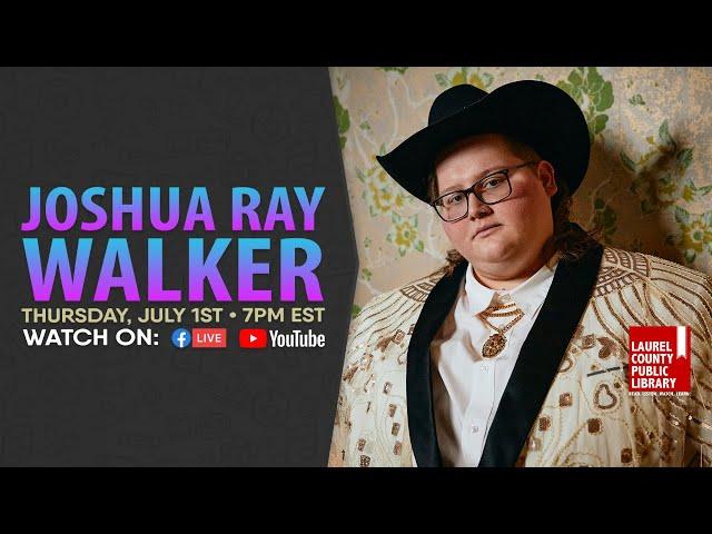 Joshua Ray Walker: Full Show