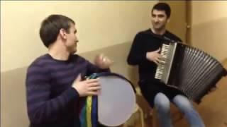 Музыканты с Дагестана. Алибек и Низам, кумыкская свадебная...