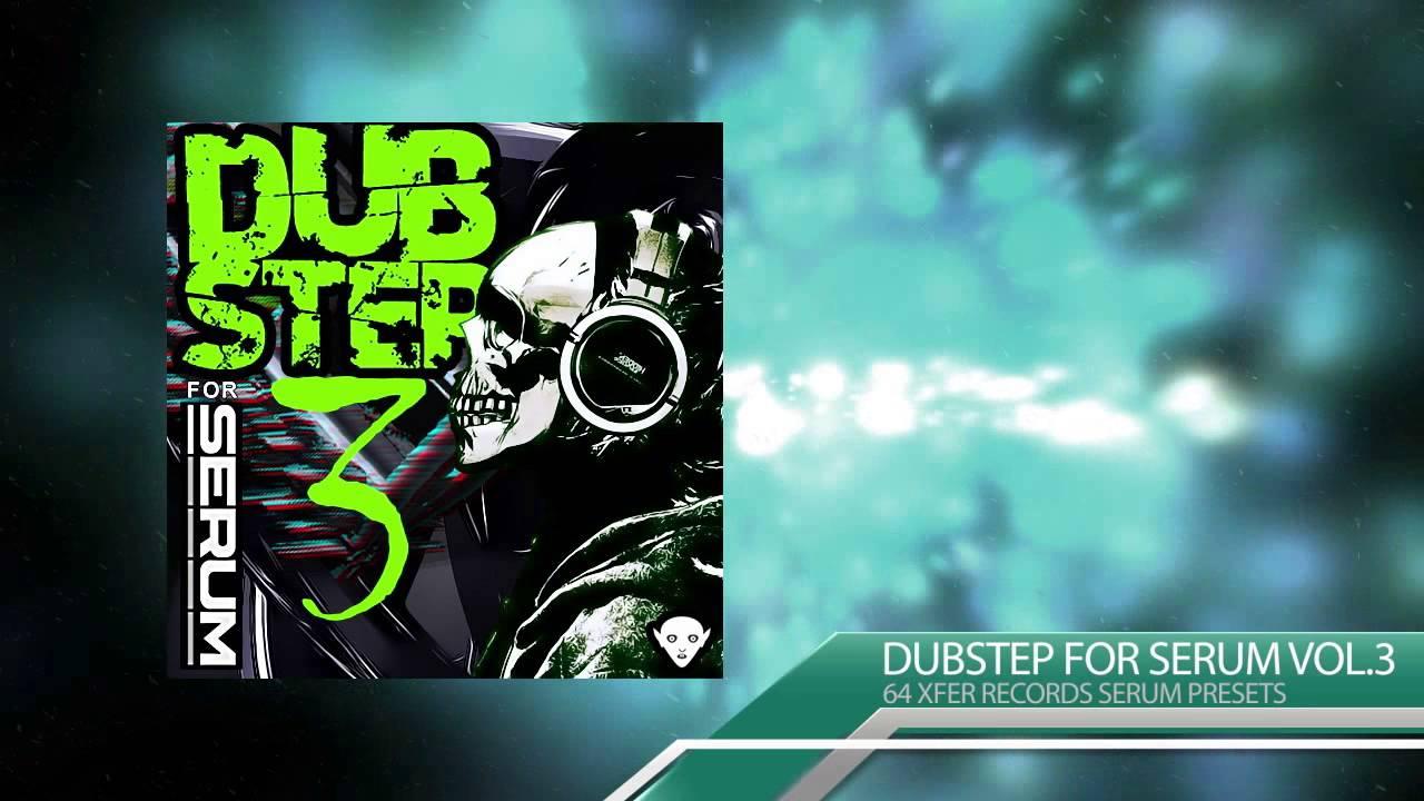 Synthferatu Dubstep for Serum Vol 3 - FRESHSTUFF4YOU