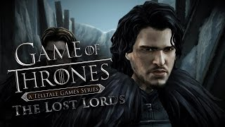 The Lost Lords! -  (Game Of Thrones: Episode 2)