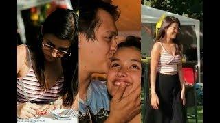 Liza Soberano deserves a hug and a kiss from  Enrique Gil, #Jamaiquenparty BTS