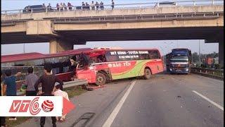 Tai nạn thương tâm trên cao tốc Nội Bài – Lào Cai | VTC