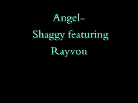SHAGGY FEAT. RAYVON - ANGEL LYRICS