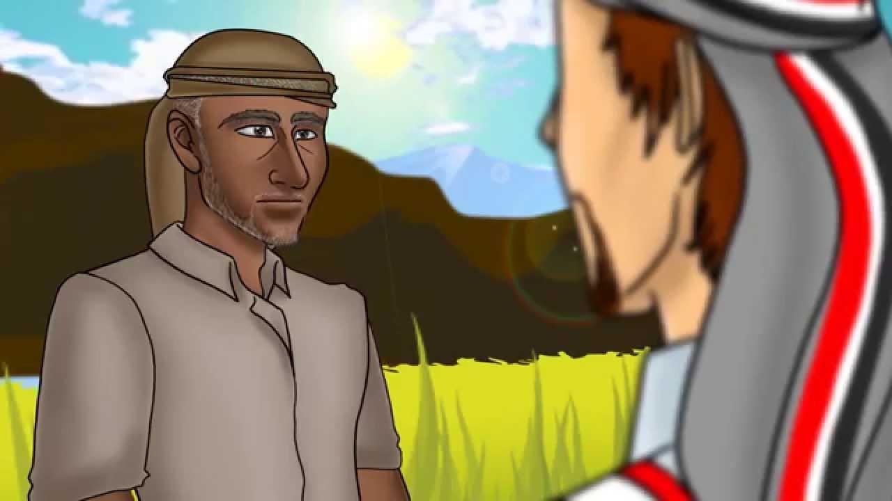 حوار الاجيال - حوار مع المزارع