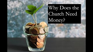 Hey Father Alex #28 - Why does the Church need money?