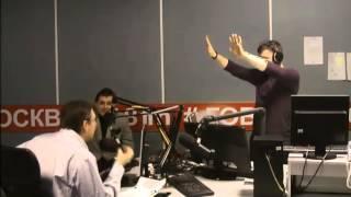 Евгений Фёдоров в программе «Баррикады» на радио Говорит Москва 9 03 2015
