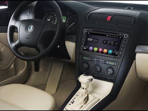 Штатная магнитола Volkswagen Passat,Golf,Jetta,Transporter,Tiguan INCAR TSA-8642