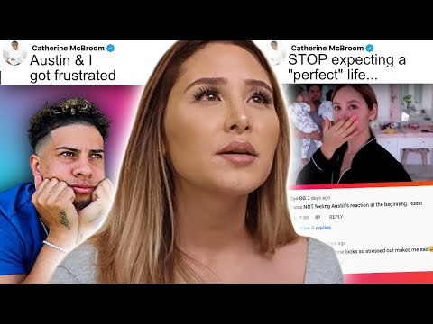 Catherine Paiz SPEAKS OUT about leaked vlog clip...