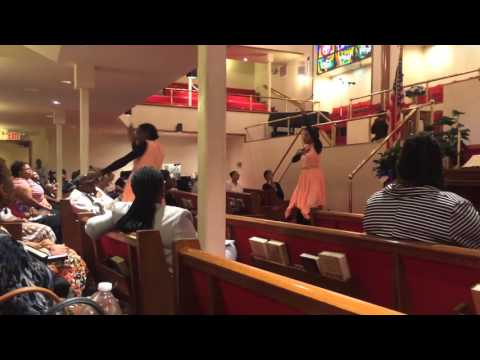 Deliverance is Available- Vicki Yohe Praise dance