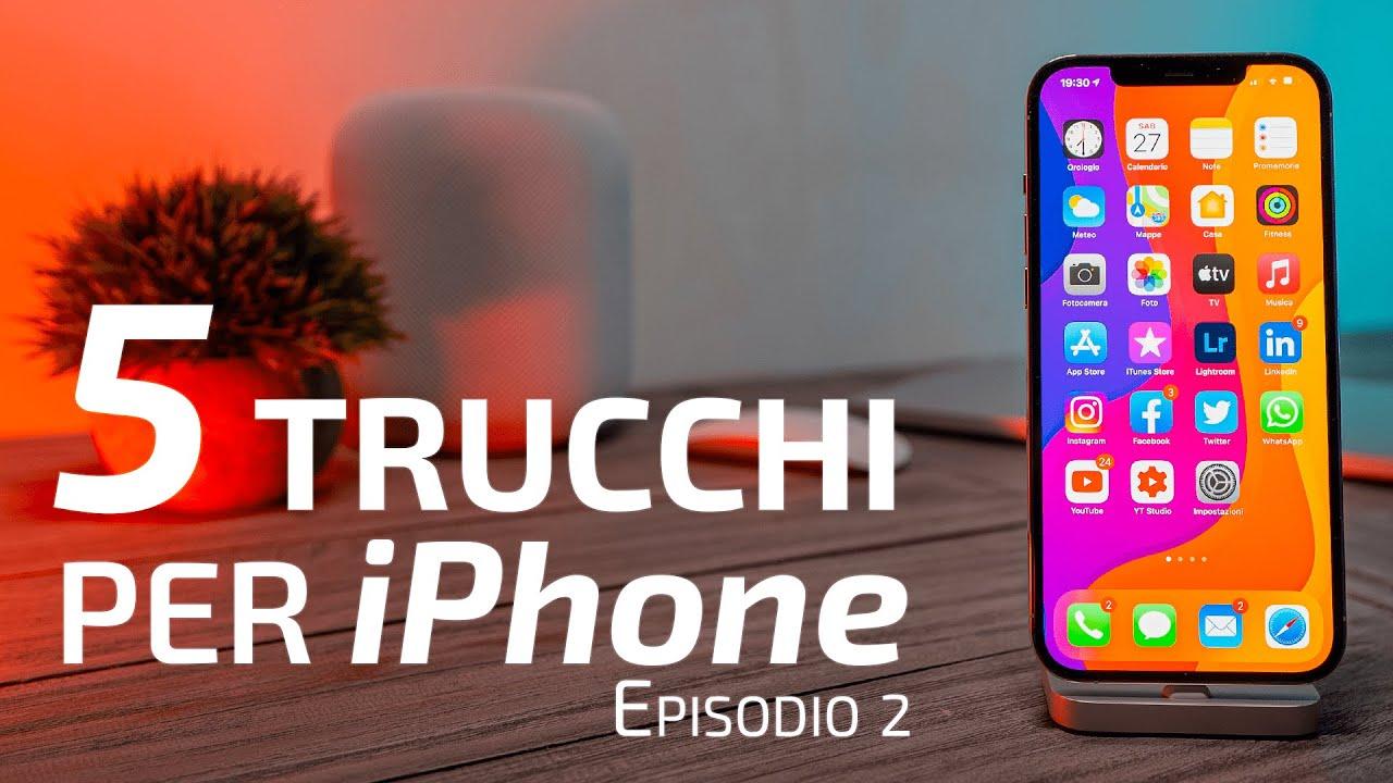 5 Trucchi per il tuo iPhone #2