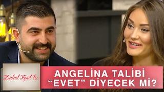Zuhal Topal'la 128. Bölüm (HD) | Angelina Talibi Emre'ye Ne Cevap Verdi?