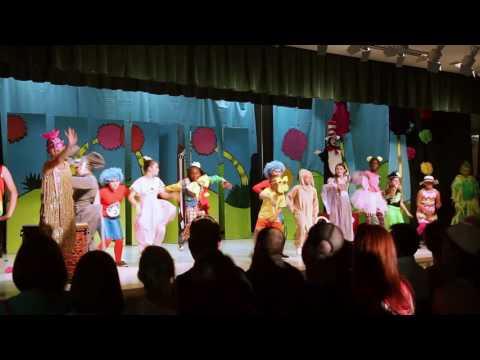 Citrus Grove Elementary   Dealnd   Sean Thomas as Horton The Elephant