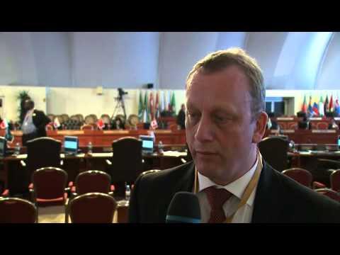 IEF13 / IEBF5 Interview, Per Rune Henriksen, Deputy Petroleum and Energy Minister, Norway