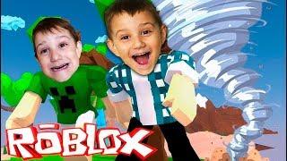 - ВЫЖИВАЕМ НА ОСТРОВЕ В ROBLOX Приключения мульт героя Веселое видео для детеи от DiDiSHKi PLAY