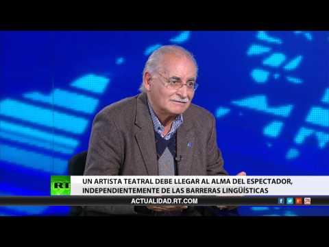 Entrevista con Raúl Rodríguez Da Silva, director teatral de Uruguay