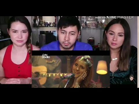 Afreen Afreen,(Reaction) Rahat Fateh Ali Khan & Momina Mustehsan, Episode 2, Coke Studio Season 9