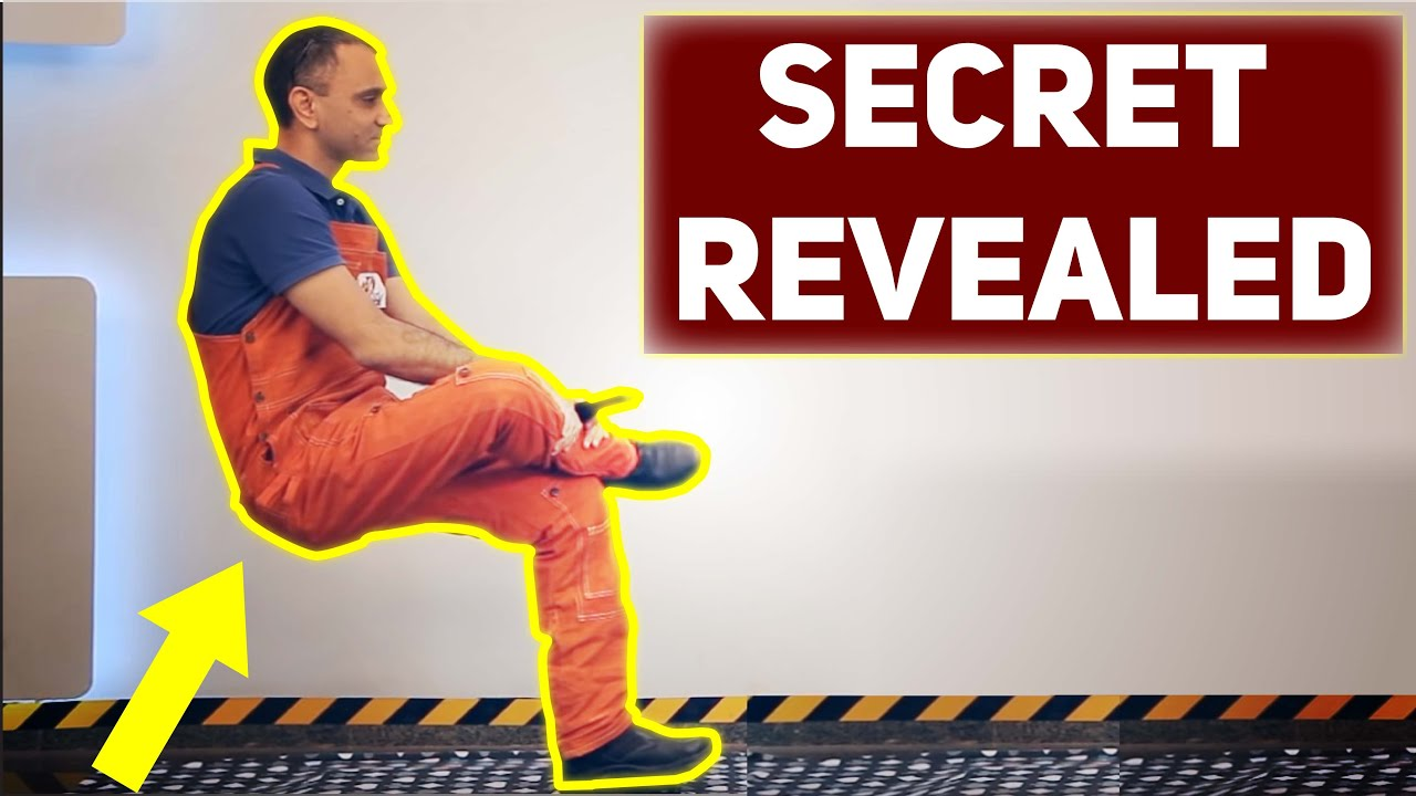 Download Invisible Chair Trick Revealed | Magic | dArtofScience