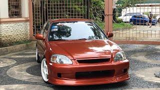 Reviewing my 1999 Honda Civic SiR
