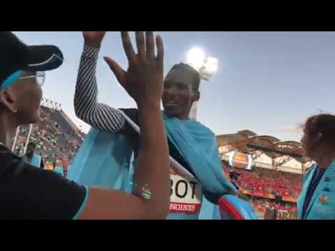 Gold Coast 2018 Commonwealth Games Farewell