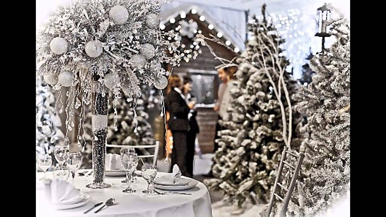 ideas for winter wonderland christmas decorations - Winter Wonderland Christmas Decorating Ideas