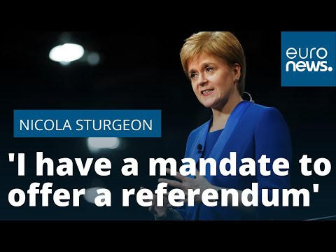 euronews (in English): New independence vote looms in Scotland after nationalists' crushing victory