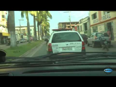 TV OBJETIVA BARBACENA # NA ROTA DO CRIME 26-09-2014