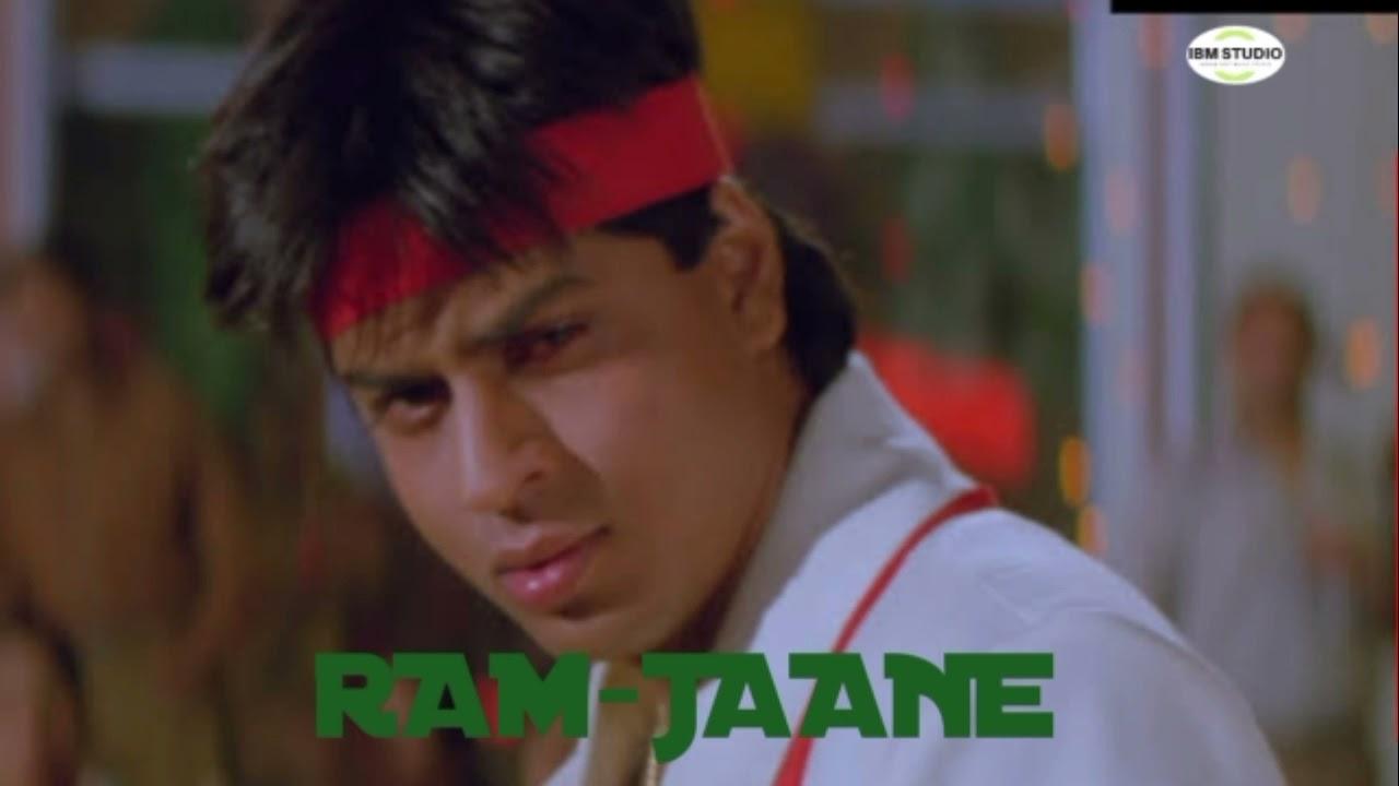 Download Ram Jaane Title Track  Udit Narayan,Sonu Nigam,Alka Yagnik  Shah Rukh Khan,Juhi Chawla  ibm studio