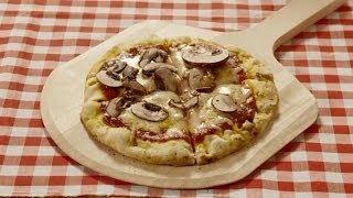 Pizza Recipes - How To Make Grilled Pita Pizzas