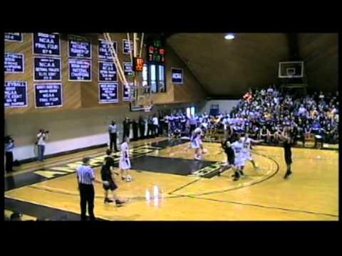 James Wang 2010-11 Highlights - Williams College Basketball