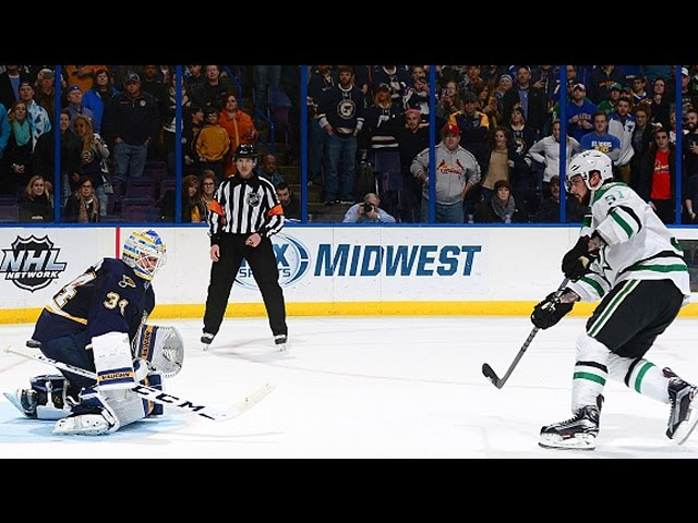 Shootout: Stars vs Blues