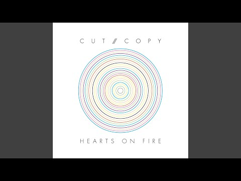 Hearts On Fire (Holy Ghost! Remix)