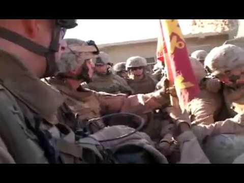 3rd Battalion, 3rd Marines Fallujah deployment motto video