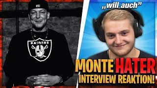 Trymacs REAGIERT auf MONTE Hater Interview 😂 | *Er will auch* | Trymacs Stream Highlights