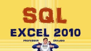 PD - Executar Stored Procedure do SQL Server 2008 no Excel 2010
