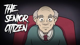 The Senior Citizen - Scary Story Animated