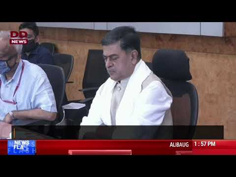 Power Minister R K Singh launches pan-India real time market in electricity